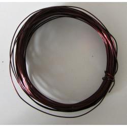 Měděný lakovaný drát 0,5mm, návin 10m
