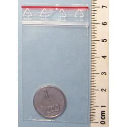 Zipové sáčky 4x6mm, cena za 100ks