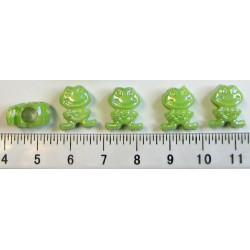 Žabičky zelené, cena za 5ks