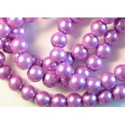 Skleněné voskované perličky